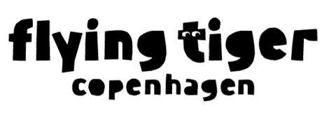 フライングタイガーコペンハーゲン ロゴ