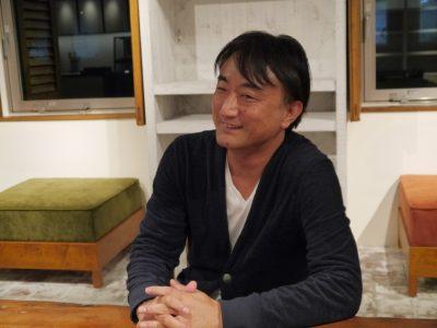 フライングタイガーコペンハーゲン 古田秀治さん