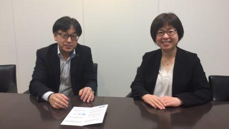 株式会社三越伊勢丹 上さん・遠藤さん